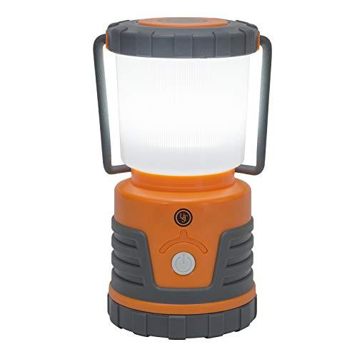 UST 30-Day Duro 1000 Lumen LED Lantern, Orange, One Size (20-12535)