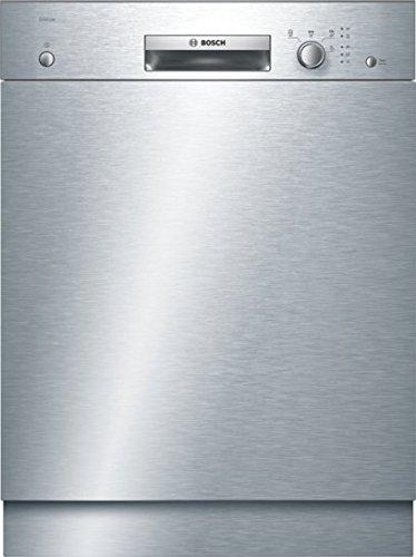Bosch SMU24AS00E Serie 2 Unterbau-Geschirrspüler / A+ / 60 cm / Edelstahl / 290 kWh/Jahr / 12 MGD / Silence / VarioBesteckkorb
