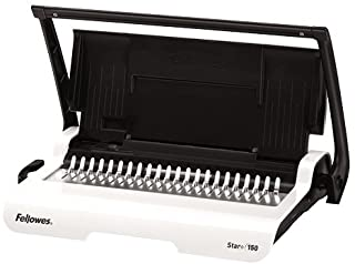 Fellowes Star 150 Manual Comb Binding Machine