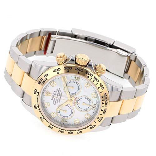 ロレックス ROLEX デイトナ 116503NG ホワイト文字盤 新品 腕時計 メンズ (W200115) [並行輸入品]