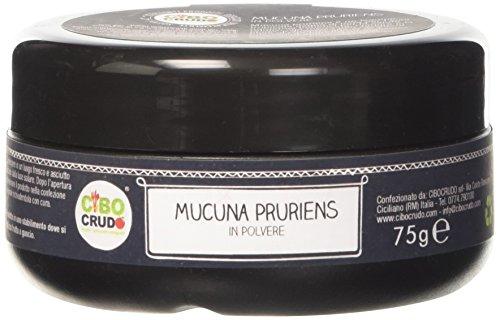 Cibocrudo Mucuna Pruriens in Polvere - 75 gr