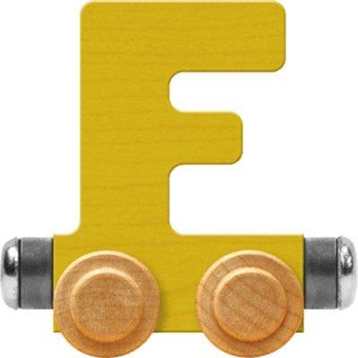 메이플 랜드마크 네임트레인 브라이트 레터 카 F-MADE IN USA(옐로우)
