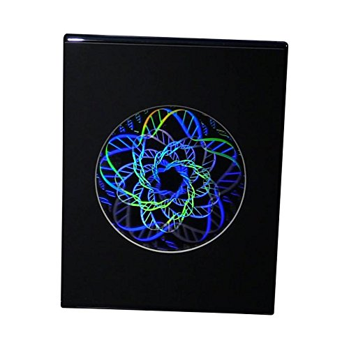 For Sale! DNA Multi-Layer 2D3D Hologram Picture(DESK STAND), Collectible Embossed Type Film