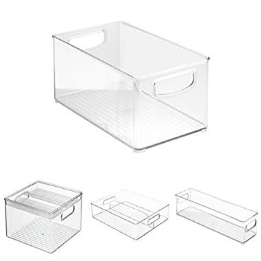 InterDesign 4 Piece Kitchen Organization Bundle