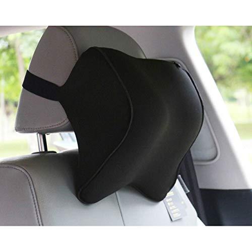 Chendunchishi Nekkussen voor in de auto, hoofdsteun, nekkussen, zitting, taille, achterbank, kussen, stoel, travel ondersteuning, kussensloop
