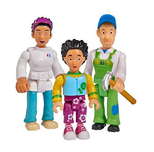 Simba 109251079 Sam Le Pompier Ensemble de Figurines