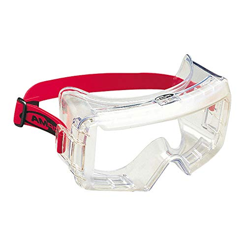 Honeywell 1002757 Vistamax VX Safety Goggles Polycarbonate Transparent with Vents Anti-Mist
