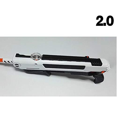 tewun Leistungsstarke Fly Salt Gun 2.0 Kreative umweltfreundliche Spielzeug-Wasserpistole , Fliegenpistole Salz Salzpistole,Mehrere Spezifikationen