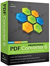 Nuance PDF Converter v.6.0 Professional - Complete Product - OEM - 1 User - Retail - PC - English