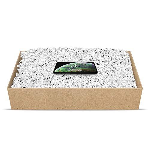 SizzlePak umweltfreundliches Papierfüllmaterial viele Farben 125g-1kg (weiß, 500g)