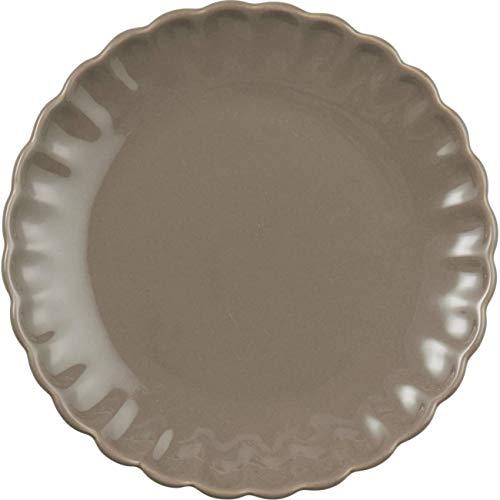 IB Laursen - Teller - Kuchenteller - Frühstücksteller - Mynte - Milky Brown - Keramik - Ø 21cm