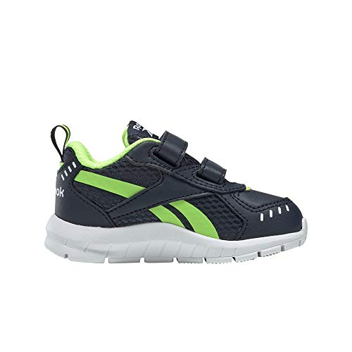 Reebok XT Sprinter 2V TD, Zapatillas de Running, Maruni/Amasol/Blanco, 24 EU