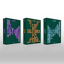[WEVERSE PO BENEFIT] ENHYPEN - DIMENSION : DILEMMA Album+Pre-Order Benefit+Folded Poster+Extra Photocards Set (ODYSSEUS+SCYLLA+CHARYBDIS ver. SET)