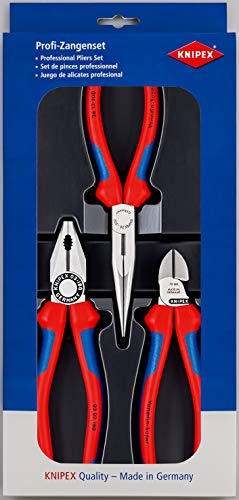 KNIPEX Montage-Paket 00 20 11 (SB-Karte/Blister)