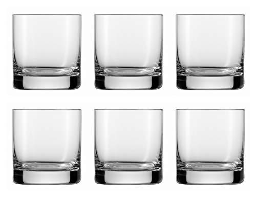 Schott Zwiesel Whiskyglas, Glas, transparent, 31.6 x 21.8 x 10.4 cm, 6-Einheiten