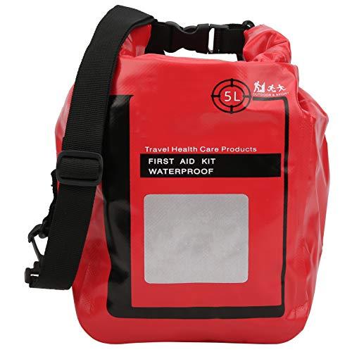 SALUTUYA Bolsa de Emergencia Paquete de Emergencia contra la Suciedad y la Bolsa de Tratamiento de Supervivencia a Prueba de Humedad, para Deportes al Aire Libre