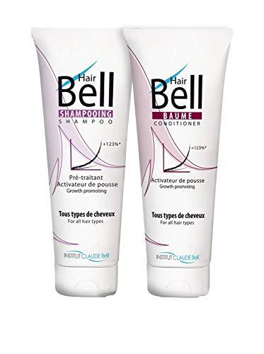 B2C Hairbell Balsam/Shampoo für Haarwachstum, 500 ml