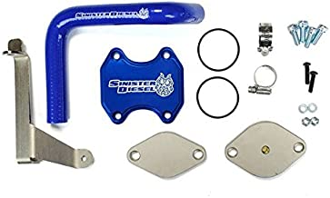 Sinister Diesel EGR Kit for 2007.5-2009 Dodge Cummins 6.7L