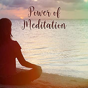 Power of Meditation - Music for Meditation, Healing, Therapy and Stress Relief