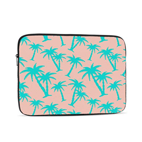 Mac Covers Coconut Palm Tree Tropical Forest MacBook Pro Accessories Multi-Color & Size Choices10/12/13/15/17 Inch Computer Tablet Briefcase Carrying Bag