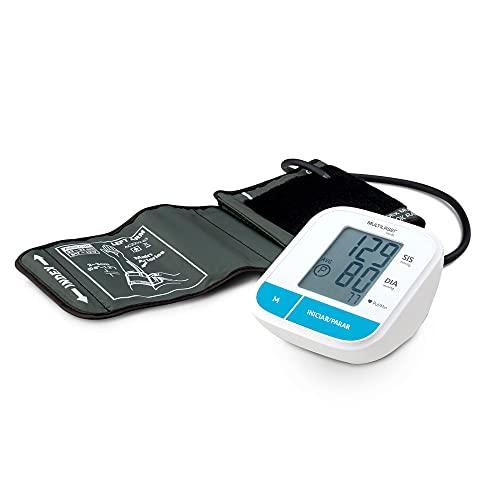 Monitor de Pressão Multilaser Arterial de Braço Silencioso - Hc206, Multilaser, Health Care HC206, Branco
