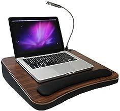 Sofia + Sam Memory Foam Lap Desk with USB Light (5035)