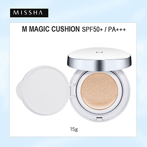 Missha M Magic Cushion #21 Light Beige SPF50+ PA+++ 15g