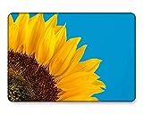 GangdaoCase Carcasa rígida de plástico ultra delgada para MacBook Pro de 16 pulgadas con Touch Bar/Touch ID A2141 (Flower A 0453)