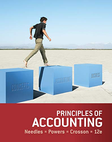 Download Principles of Accounting 113362698X