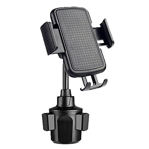Sportmall Soporte para teléfono, Soporte Universal para teléfono, rotación 360 Compatible con iPhone, Samsung, Galaxy, Huawei, HTC, LG, Moto, GPS, MI, Google Pixel, Nexus, Nikia