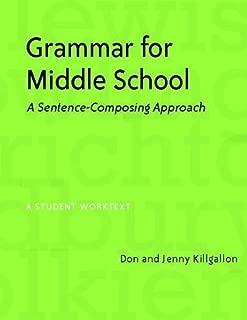 Best grammar for middle school a sentence-composing approach Reviews