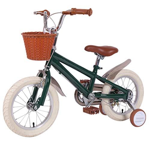 Kinderfahrräder Sport Freizeit Kinder Fahrräder Outdoor-Freizeit-Fahrräder Fahrräder Retro Scooters 2-10 Jahre Alt Jungen Und Mädchen Fahrräder Carbon Steel Bikes Spielzeug