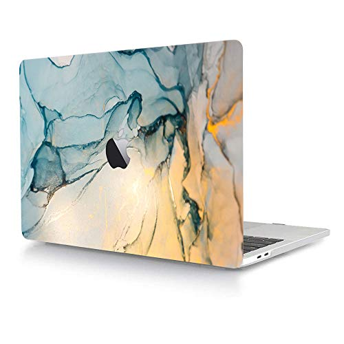 Hard Case for MacBook Pro 13 Inch A1502 A1425,AJYX Plastic Hard Shell Case for Old Version Mac Pro Retina 13, Release 2015 2014 2013 end 2012,Oil Painting YH15