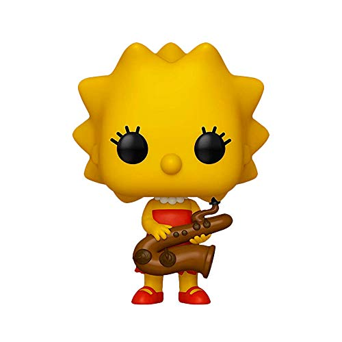 Pop! The Simpsons - Figura de Vinilo Lisa Simpson