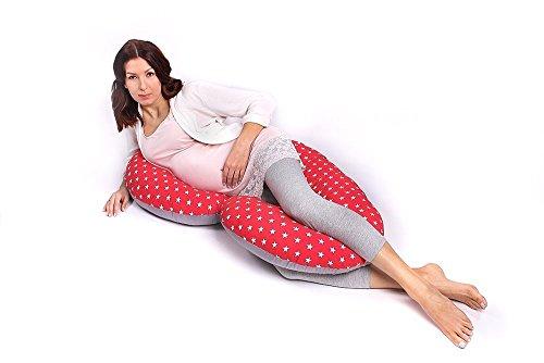 Lulando Almohada Para Las Mujeres Embarazadas Para Para Dormir 1 Unidad 2500 g