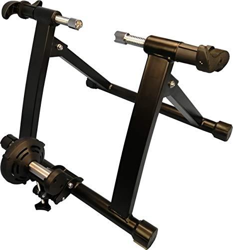 WANDERVOGEL Rodillo de Entrenamiento para Bicicleta estática con Dispositivo magnético para...