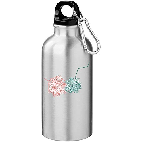 Join The Machine Learning Revolution AI Poster Tourist Water Bottle