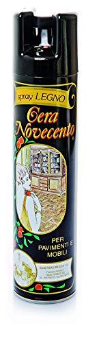 Cera Novecento X917 Cera Spray, Neutro, 400 ml