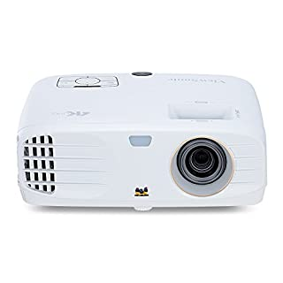 ViewSonic True 4K Home Theater Projector with Wide Color Gamut RGB Rec 709 HDR Support and Dual HDMI, Stream Netflix with Dongle (PX727-4K) (B0789BY9JV) | Amazon price tracker / tracking, Amazon price history charts, Amazon price watches, Amazon price drop alerts