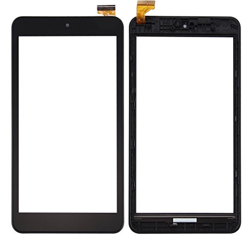 un known IPartsBuy for Acer Iconia One 7 / B1-780 Touch Screen Digitizer Assembly with Frame Accessory Replacement Test Experiment Tools (Color : Black)