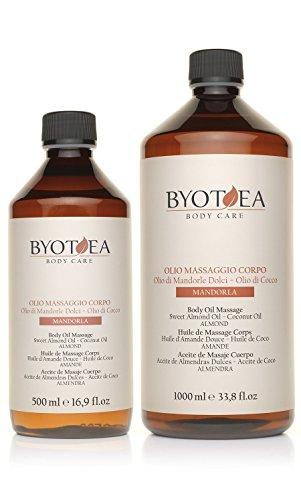 BYOTHEA Aceites de Masaje Juncia 500 ml