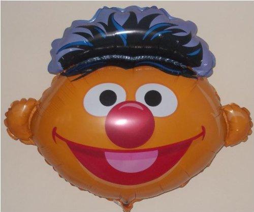 Folienballon Ernie Anagram Sesamstraße ca. 60x70cm