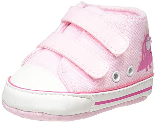Chicco Polacchino Nast per neonata, Patucos Bebé-Niñas, Rosa, 16 EU