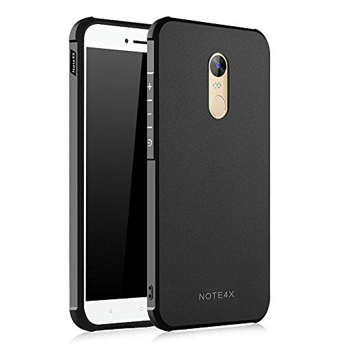 Hevaka Blade Xiaomi Redmi Note 4X Custodia - Morbido In silicone TPU Smart Cover Case Per Xiaomi Redmi Note 4X - Nero