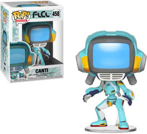 FUNKO - FLCL Idea Regalo, estatuas, coleccionables, cómics, Manga, Serie TV, Multicolor, 35637