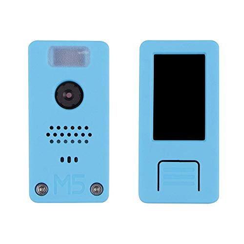 DollaTek Cámara M5Stack StickV K210 AI 64 bit RISC-V MPU6886 Chip con 16M Flash ST7789 IPS Pantalla LCD para Proyecto de...