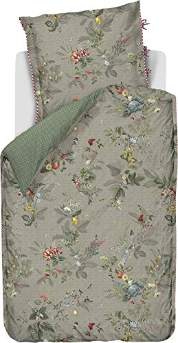 PIP Studio Nackenrolle Fall in Leaf | Khaki - 22 x 70