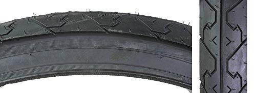 SUNLITE City Slick Reifen, 66 x 5 cm, Schwarz/Schwarz
