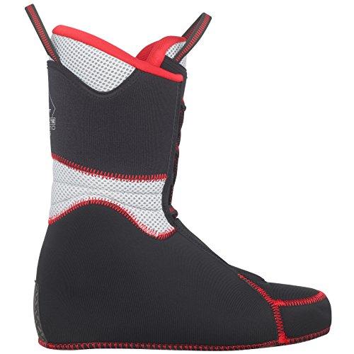 Scott heren ski binnenschoen Inner Liner PWR Lite Mid Evo Black/Red 26,5