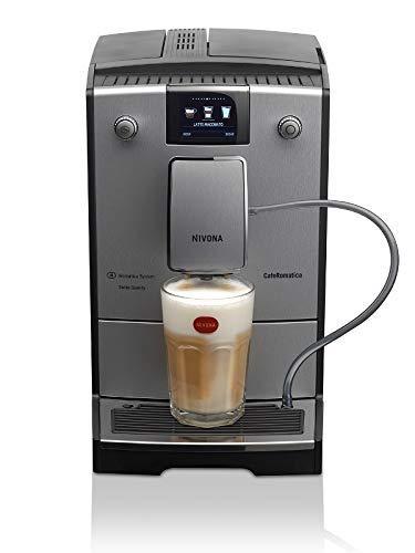 Nivona NICR CafeRomatica 769 Volautomatische espressomachine, zilver